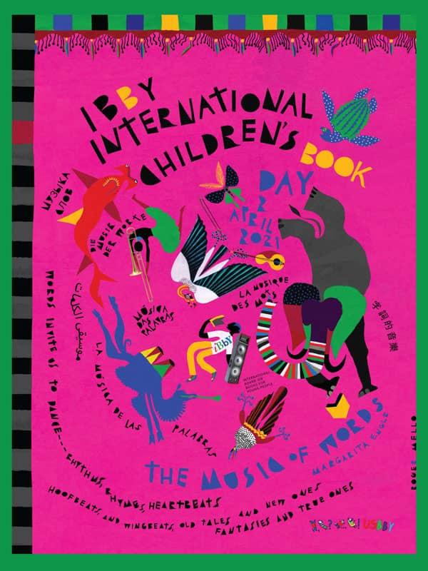 روز جهانی کتاب کودک سال ۱۴۰۰/۲۰۲۱
